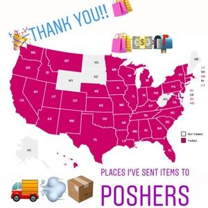 Meet the Posher Other - WELCOME! PLEASE READ!! ✨ 🔝 Seller, 🔝 Rated